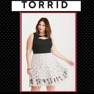 Disney Torrid Mickey n Minnie Dress 👗